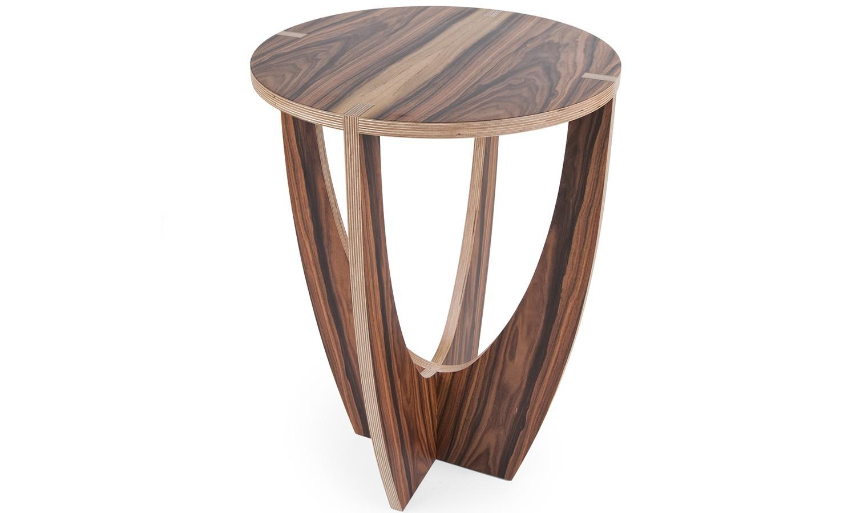 Mesa redonda de diseño paoferro
