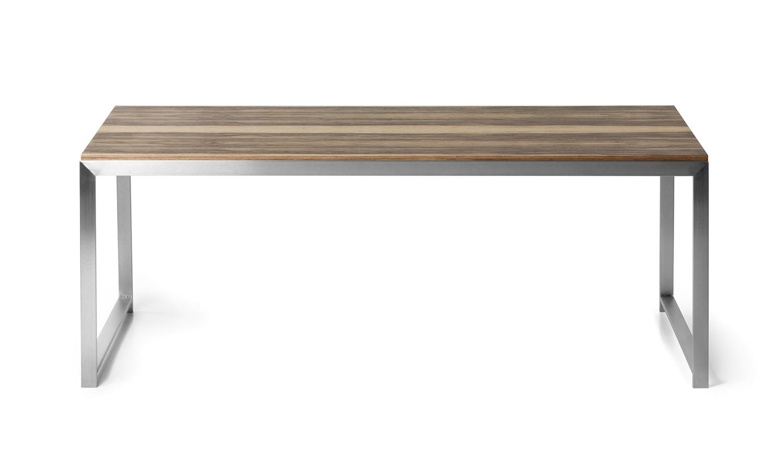 Mesa rectangular Silene 1.2 Vista frontal